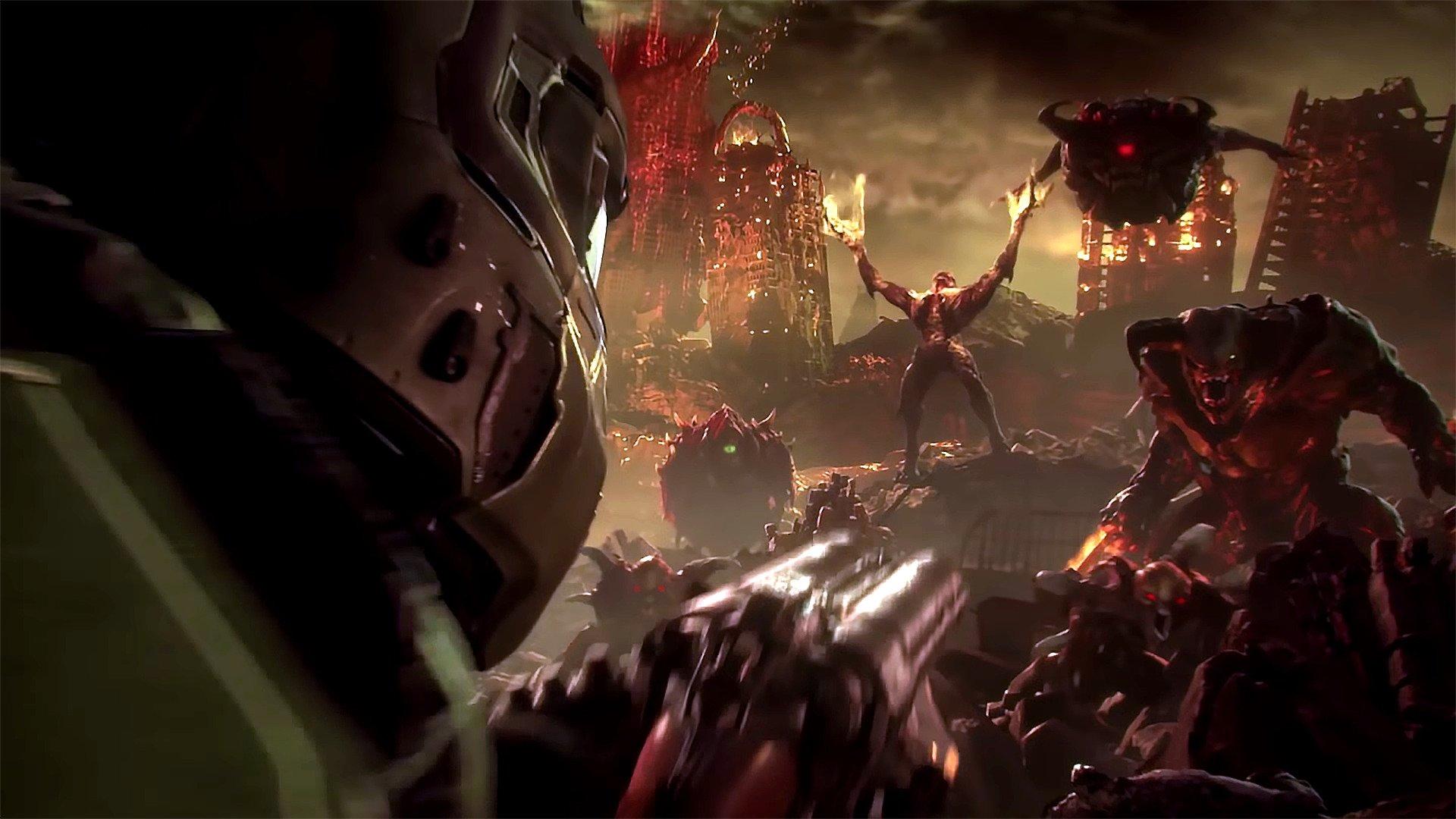 Doom Eternal PC game