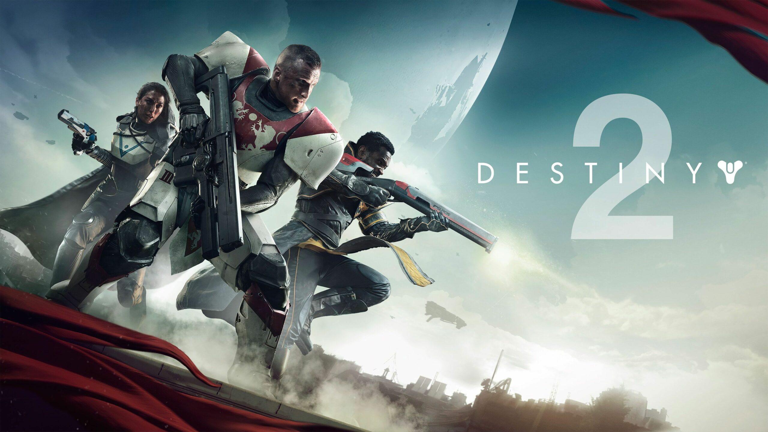Destiny 2 Wallpaper HD