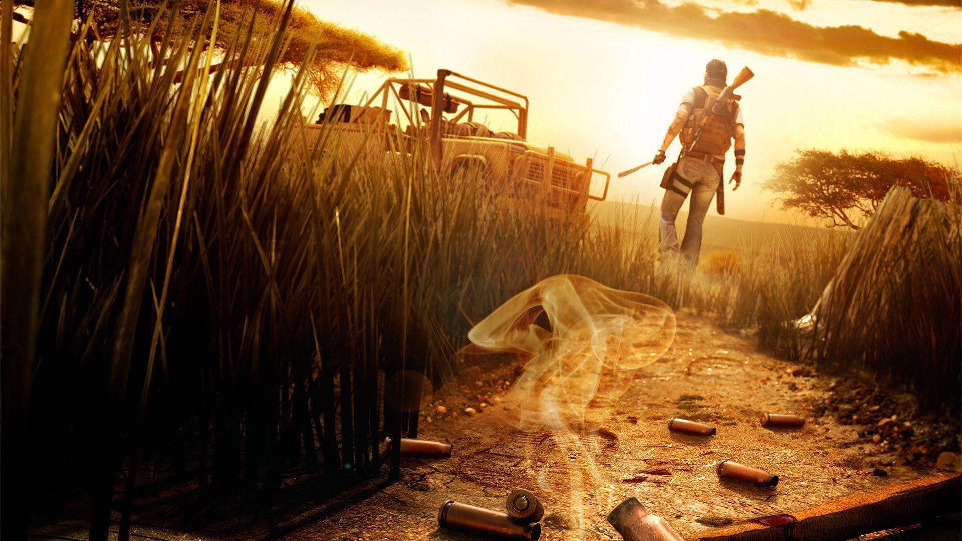Far Cry 2 Wallpaper HD