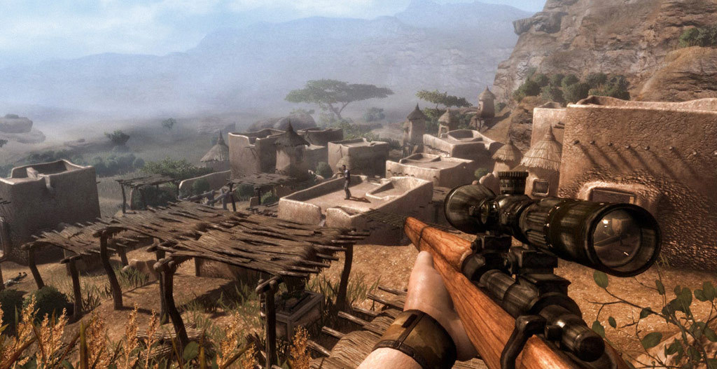 Far Cry 2 Wallpaper HD