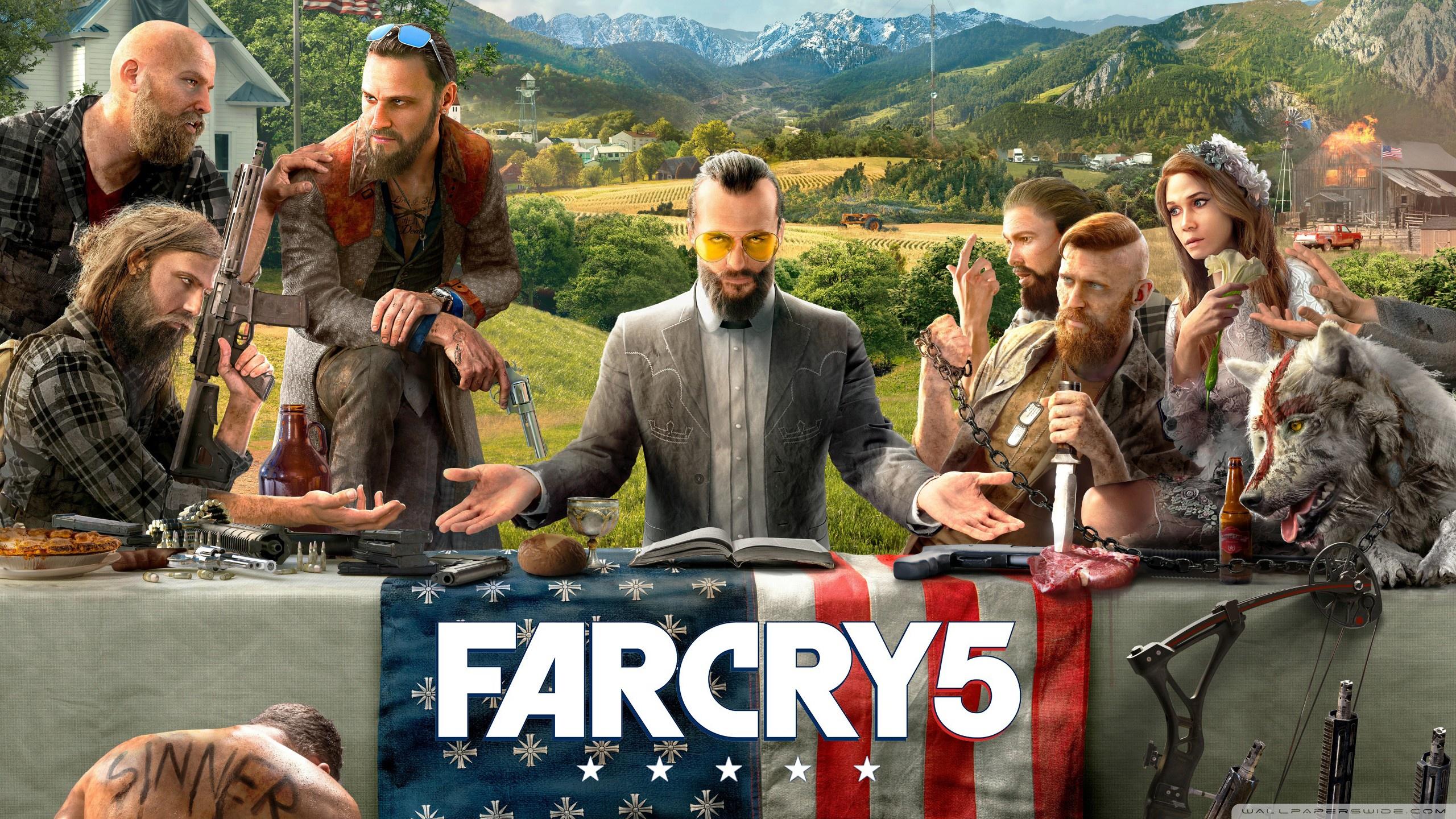 Far Cry 5 Wallpaper HD