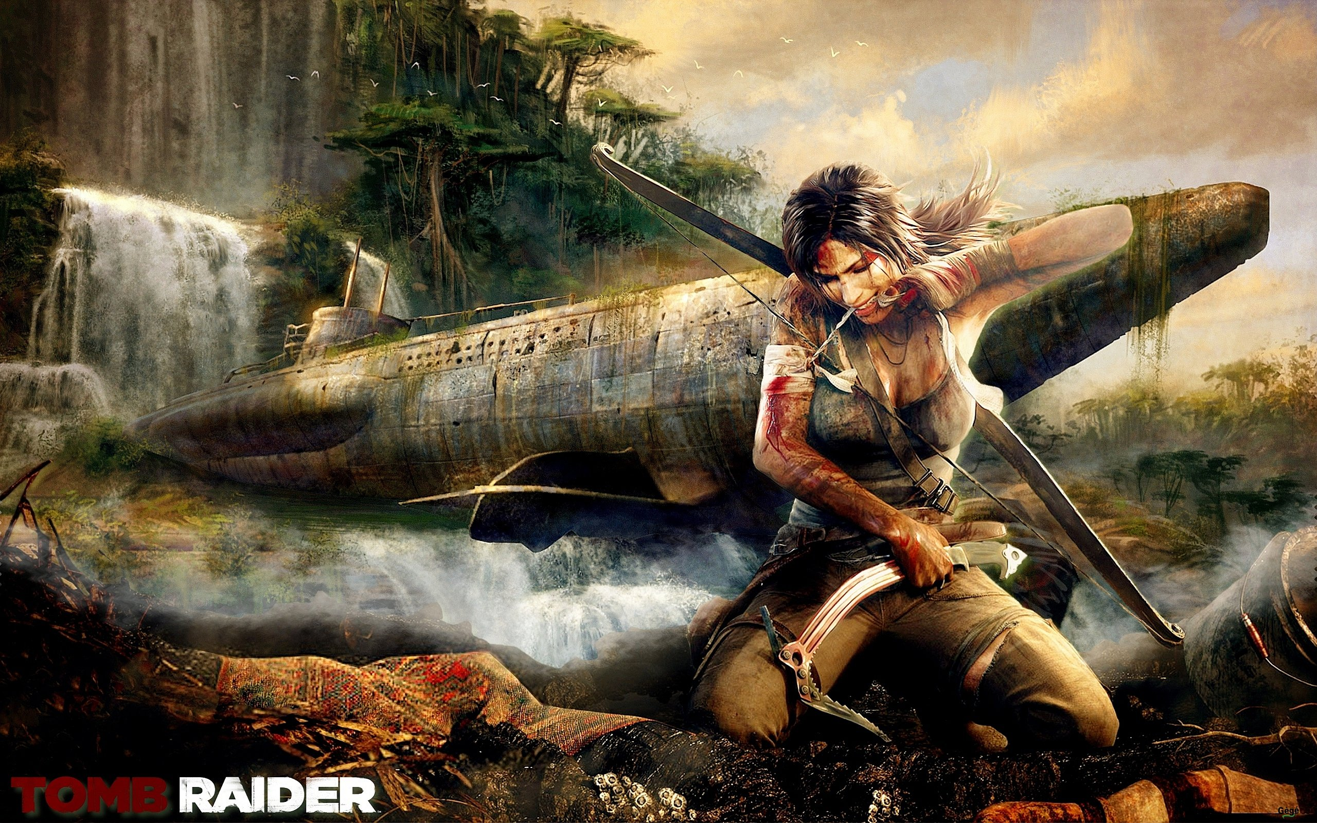 Tomb Raider   Game Review, System Requirements, Wallpapers