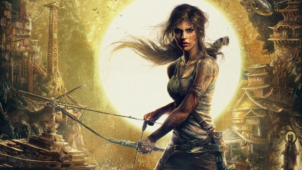 Tomb Raider Wallpaper HD