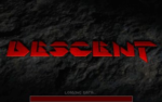 Descent old DOS game