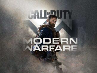 Call of Duty Modern Warfare PC game