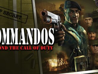 Commandos: Beyond the Call of Duty PC game
