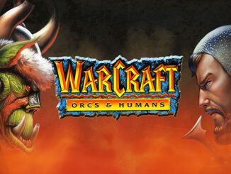 WarCraft: Orcs & Humans old DOS game