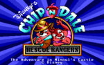 Chip 'N Dale Rescue Rangers old DOS game