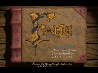 Fable old DOS game