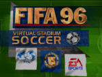 FIFA Soccer 96 old DOS game