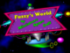 Fuzzy's World of Miniature Space Golf old DOS game