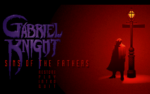 Gabriel Knight: Sins of the Fathers old DOS game
