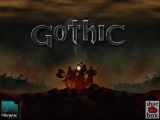 Gothic PC game