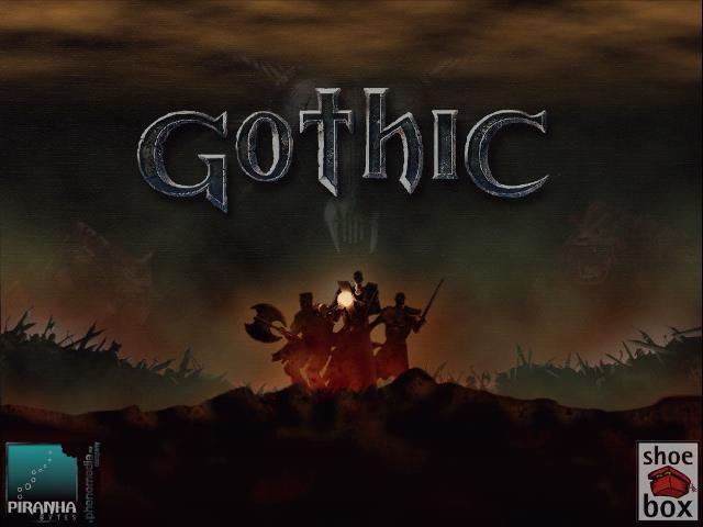 Gothic PC game