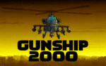 Gunship 2000 old DOS game