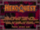 Hero Quest old DOS game