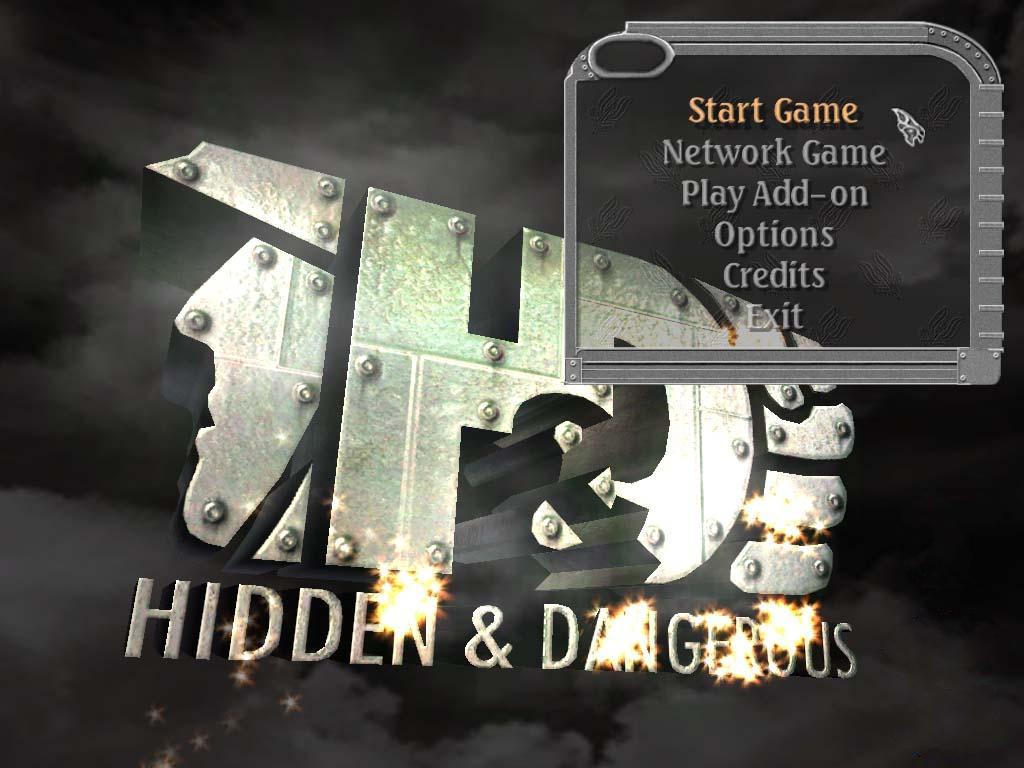 Hidden & Dangerous Deluxe old PC game