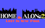 Home Alone 2: Lost in New York old DOS game