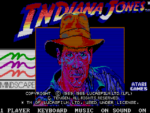 Indiana Jones and the Temple of Doom old DOS game
