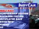 IndyCar Racing II old DOS Game