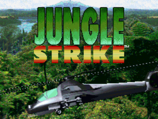 Jungle Strike old DOS game