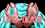 Life and Death old DOS game