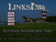 Links 386 Pro old DOS game
