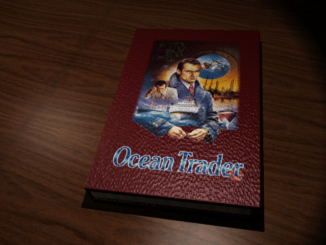 Ocean Trader old DOS game