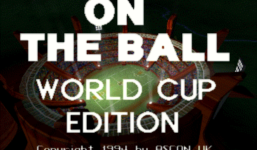 On the Ball: World Cup Edition