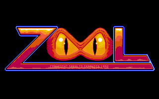 Zool old DOS game