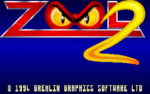 Zool 2 old DOS game
