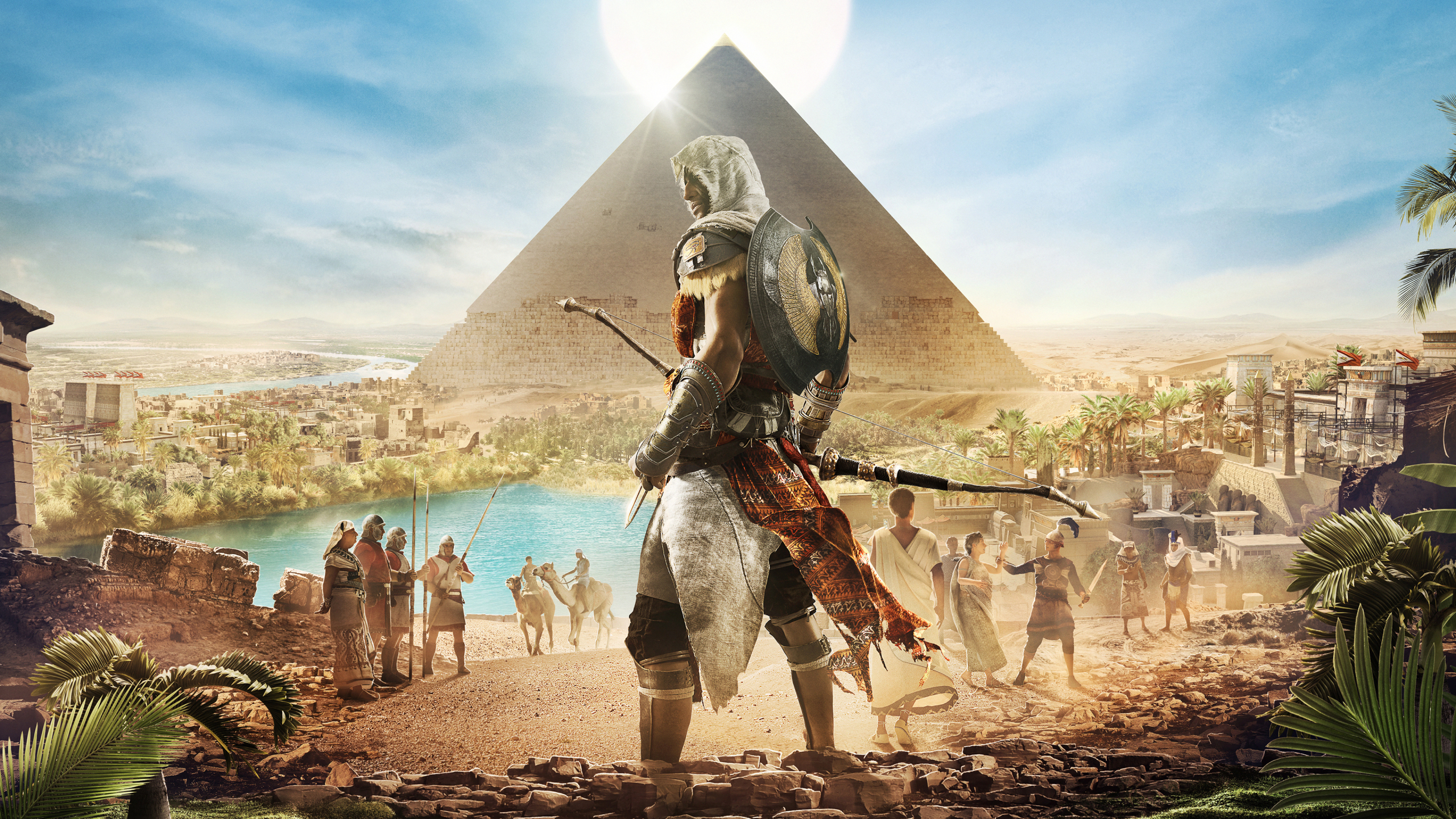 Assassin's Creed Origins RPG PC Game