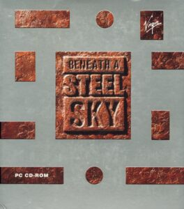 Beneath a Steel Sky Game Box Cover Art
