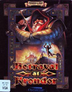 Betrayal at Krondor old DOS game