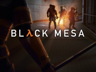 Black Mesa Action PC Game