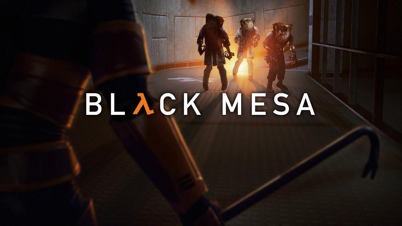 Black Mesa Action PC Game