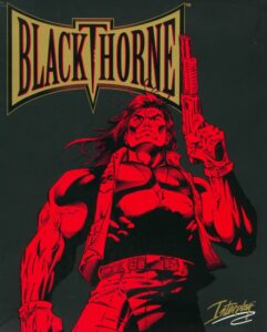 Blackthorne old DOS game