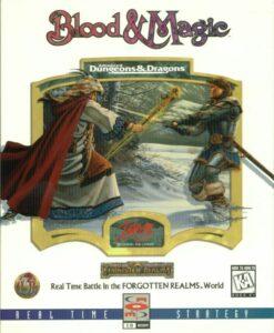 Blood & Magic old DOS game