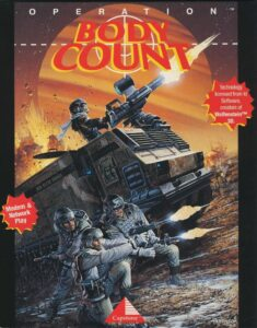 Body Count old DOS game