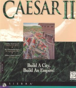 Caesar II old DOS game