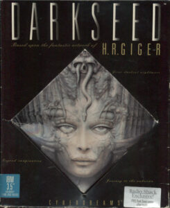 Dark Seed old DOS game