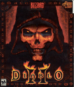 Diablo 2 old PC game