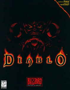 Diablo old PC game