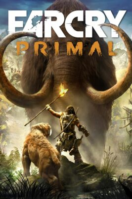 Far Cry Primal Game Box Cover Art