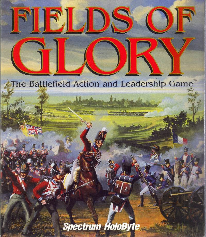Fields of Glory Game Box Cover Art