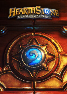 Hearthstone PC Game Box Cover Art