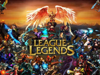 League of Legends MOBA PC Game