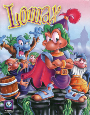 Lomax DOS Game Cover