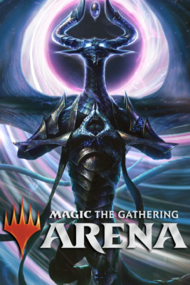 Magic The Gathering Arena PC Game Cover
