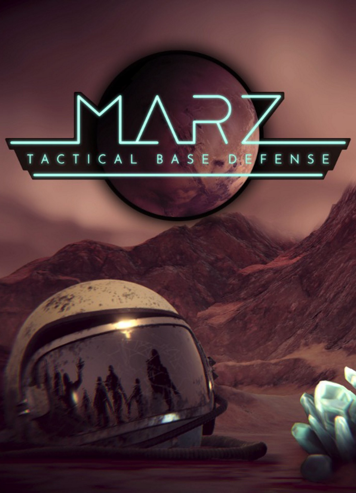 MarZ Tactical Base Defense PC Game Cover